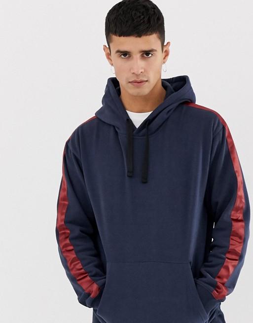 Ruiteng-Fashion Hoodies Mens Originals Tracksuit With Leg Stripe In Slim Fit Rtc4-1