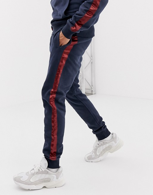 Ruiteng-Fashion Hoodies Mens Originals Tracksuit With Leg Stripe In Slim Fit Rtc4-2