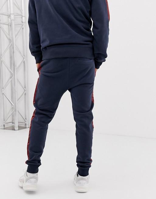 Ruiteng-Fashion Hoodies Mens Originals Tracksuit With Leg Stripe In Slim Fit Rtc4-3