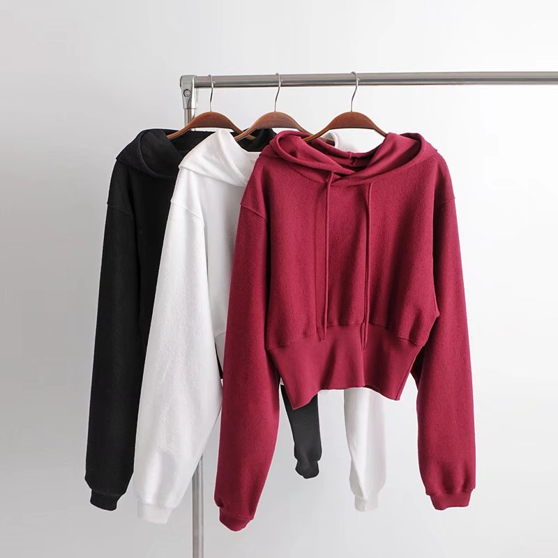 product-Ruiteng-pure color hoodies-img