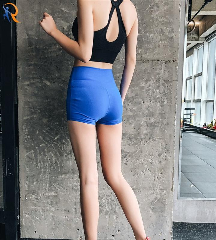 quick dry to lift buttock to raise buttock to raise waist to draw abdomen to show thin fitness yoga pants to run fitness heat pants
