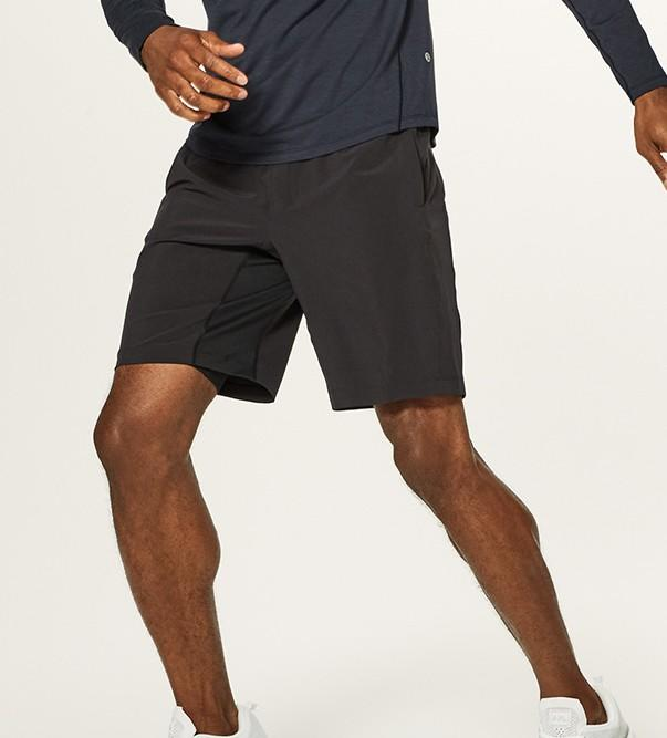 New men's casual running construction loose breathable shorts