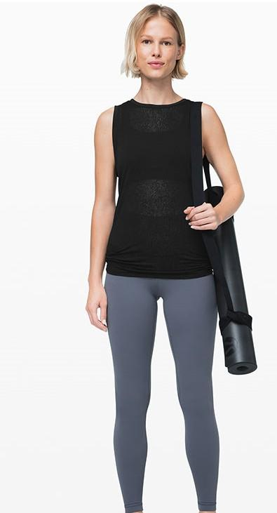 The new breathable women's stylish mesh design breathable sport vest