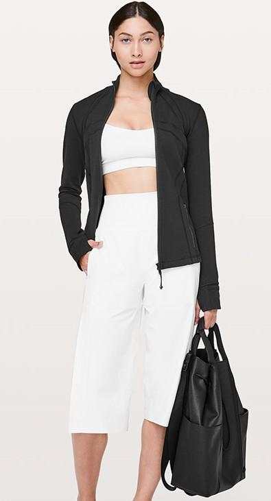 Women's casual long sleeve comfortable running blazer