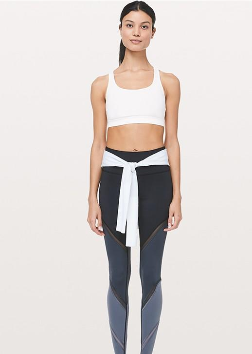The new stylish cross-back sweat breathable vest