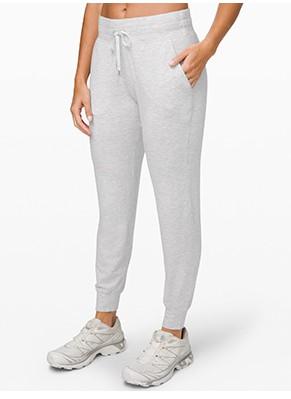 product-Ruiteng-Womens new recreational breathable leg - strap jogging pants track pants-img