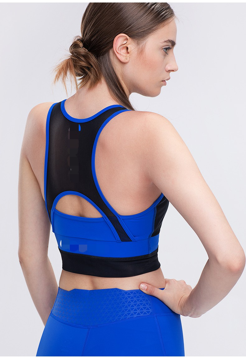 product-The tank top running bra supports the yoga beauty back fitness bra-Ruiteng-img