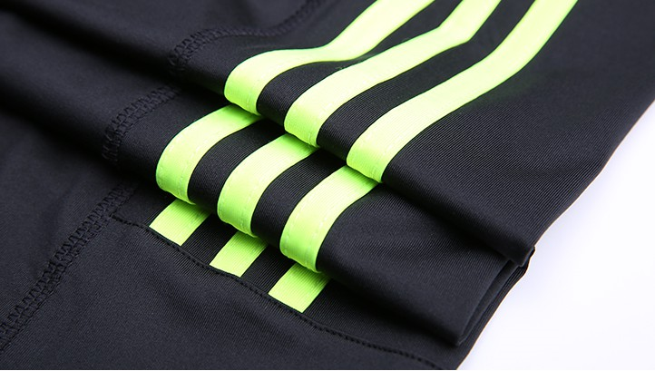 product-Autumn winter sports pants mens small feet training pants high stretch plus fleece thickened