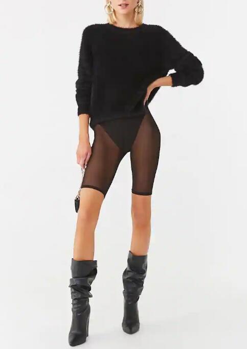 product-Womens sexy mesh short RTM-295-Ruiteng-img