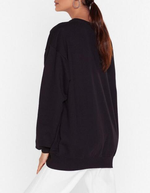 Womens Graphic Sweatshirt RTM-281