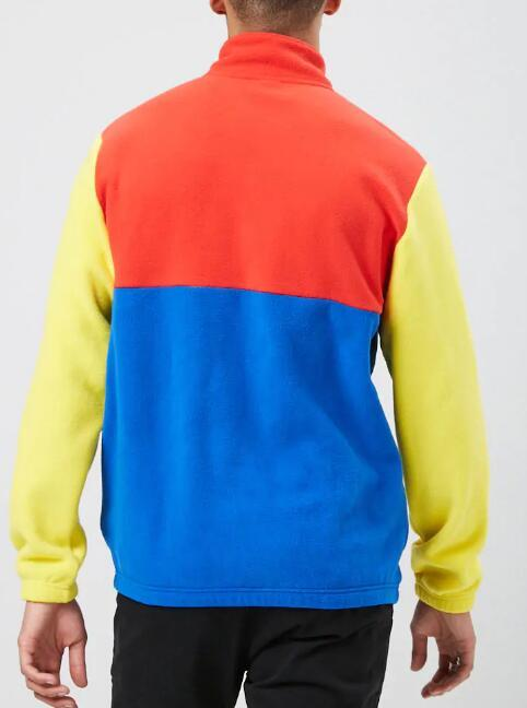 Colorblock Pullover Top RTM-273