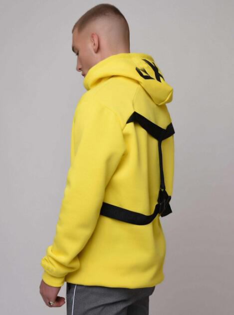 product-Mens Hoodie with Back straps RTM-272-Ruiteng-img