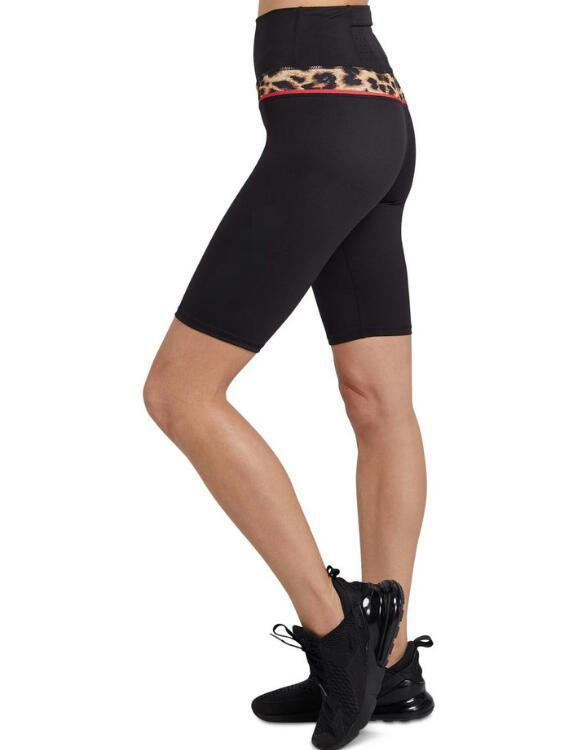 High Waisted Spin Shorts RTM-267
