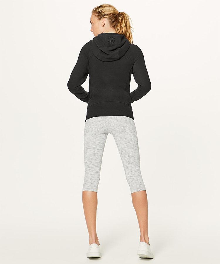 product-Autumn winter new sports fleece hoodie hoodie yoga fitness jacket-Ruiteng-img