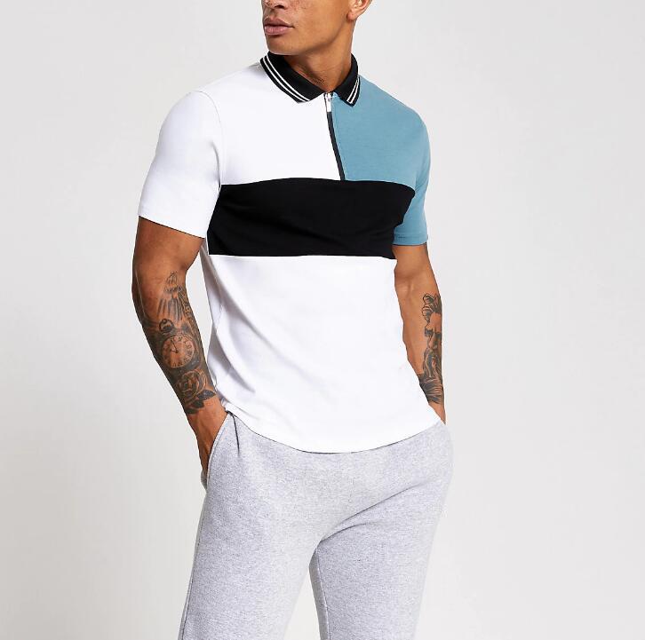 product-Mens Polo Shirt RTM-250-Ruiteng-img