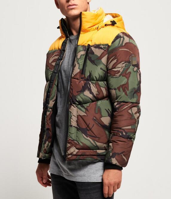 Mens Winter Jacket RTM-240