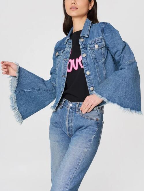 Womens denim jacket RTM-235