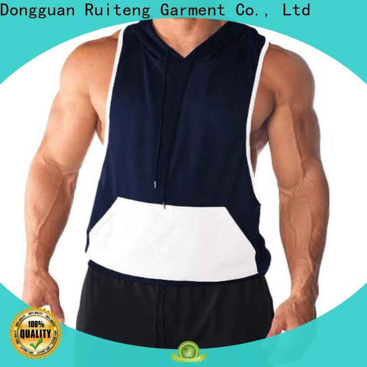 Ruiteng custom made hoodies for business for sports