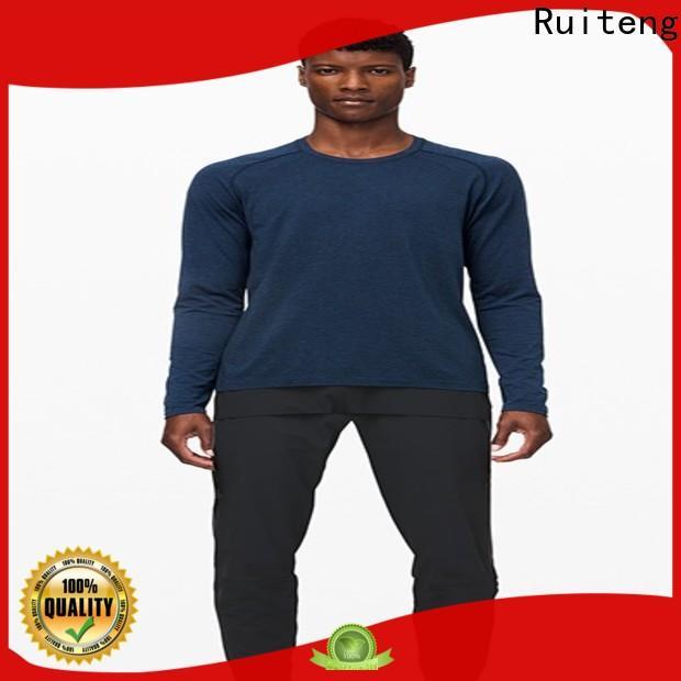 Ruiteng mens sweatshirts sale for business for indoor