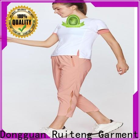 Ruiteng jogger pants sale manufacturers for sports