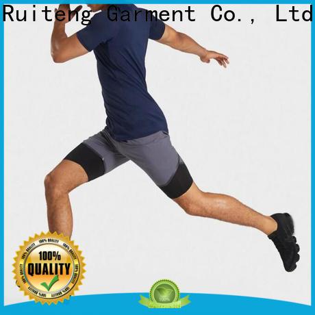 Ruiteng Latest custom sports shorts Supply for sports