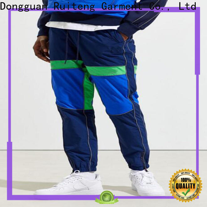 Ruiteng joggers sale customized for indoor