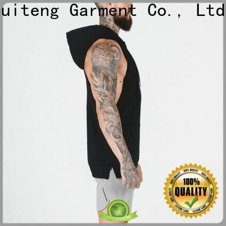 Ruiteng High-quality men's exercise apparel factory for outdoor