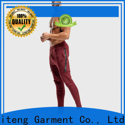 Ruiteng jogger pants sale customized for outdoor