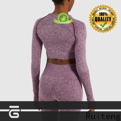 Ruiteng yoga tank tops company for outdoor