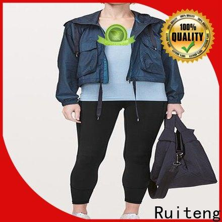 Ruiteng workout jacket for business for sports