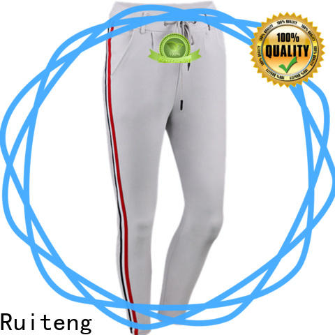 Custom branded joggers for sports
