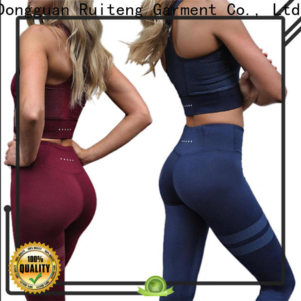 Top yoga clothes sale manufacturer for indoor
