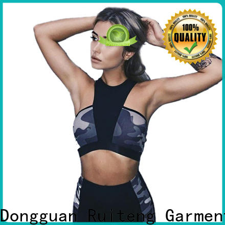 Latest yoga tank tops manufacturer for outdoor