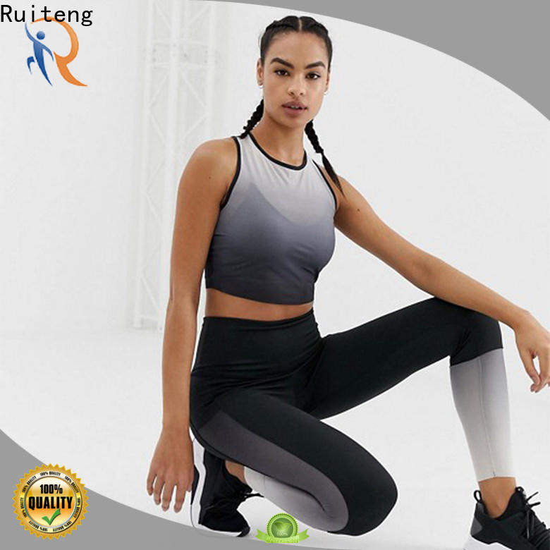 Ruiteng yoga clothes sale company for indoor
