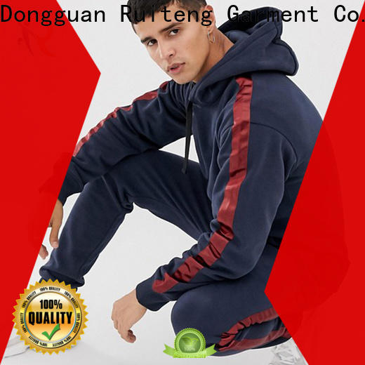 Ruiteng High-quality custom logo hoodie factory for indoor