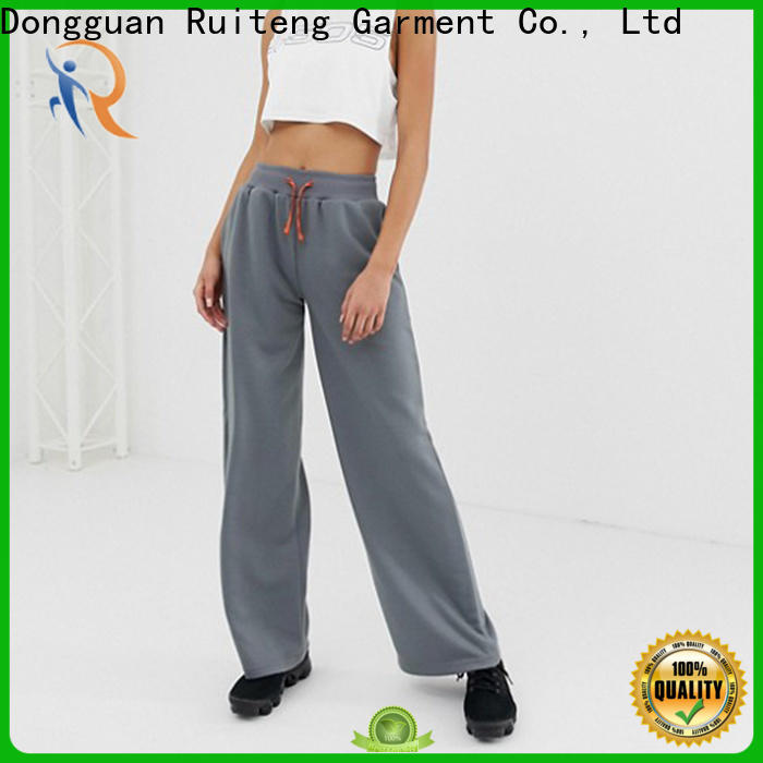 Ruiteng Top stylish joggers for mens customized for gym