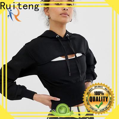 Ruiteng pullover ladies lightweight hoodie for walk