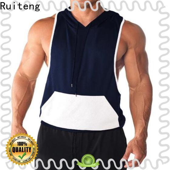 Ruiteng Latest quality hoodies Suppliers for indoor