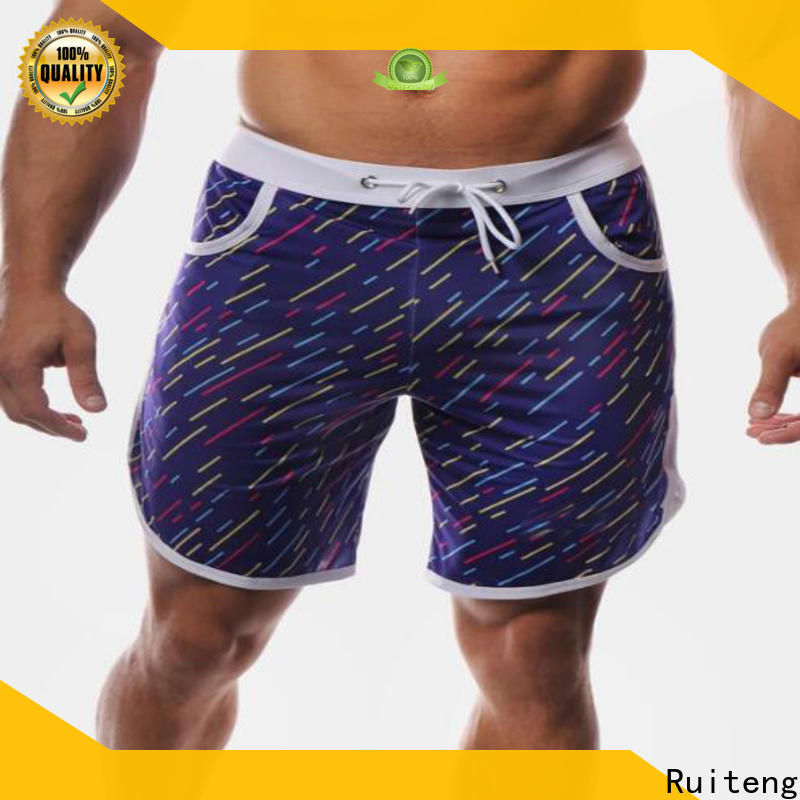 High-quality personalised gym shorts factory for gym
