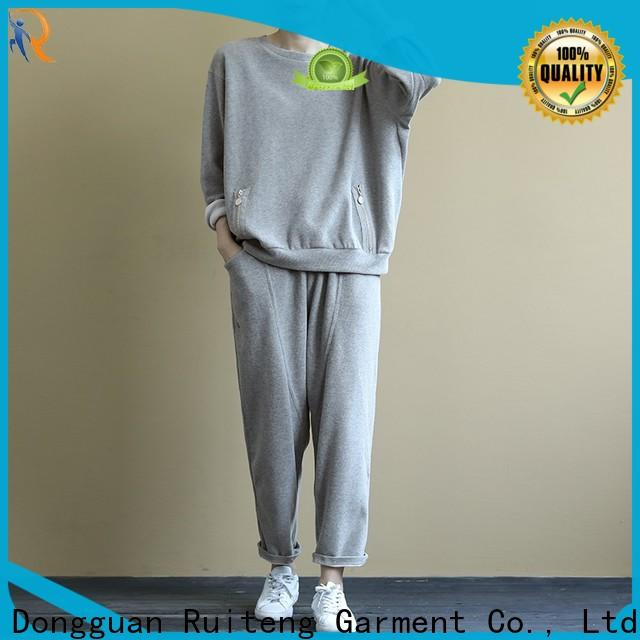 Ruiteng activewear manufacturer from China for sports