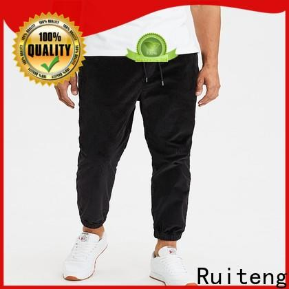 Ruiteng mens fashion joggers for running