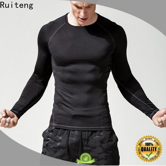 Ruiteng Top custom apparel and sportswear manufacturer for running