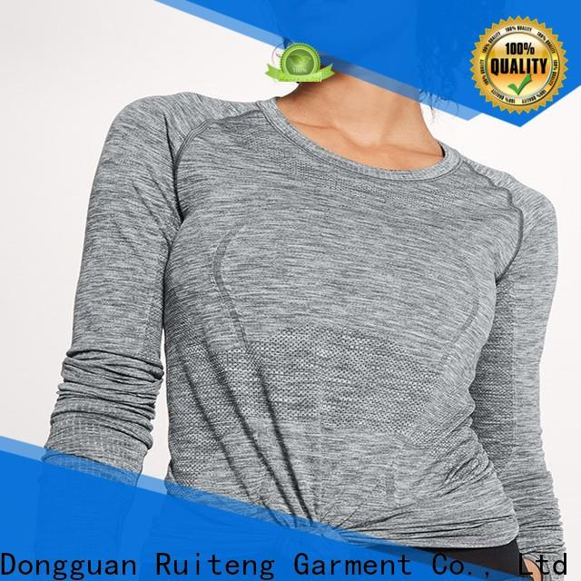 Ruiteng activewear manufacturers china factory for gym