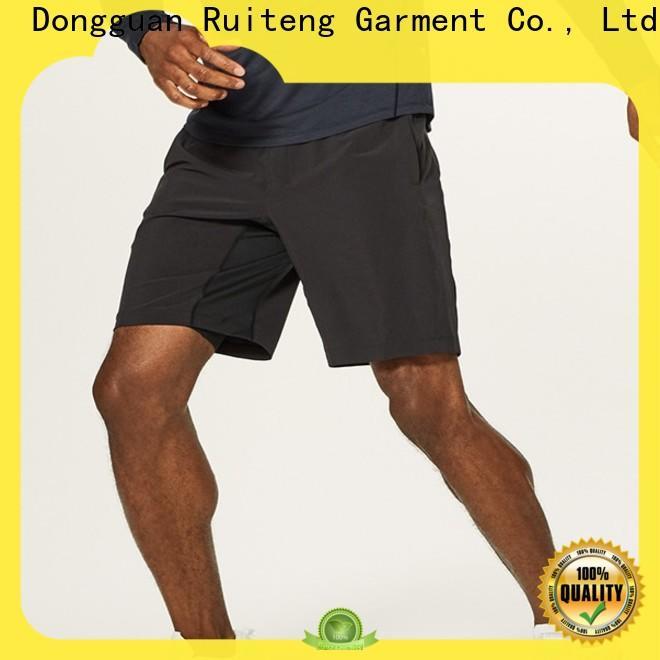 Ruiteng Custom custom workout shorts factory for running