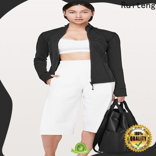 Ruiteng activewear manufacturer manufacturer for sports