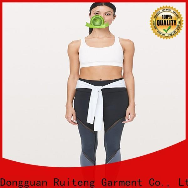 Ruiteng fitness clothing sale manufacturer for indoor