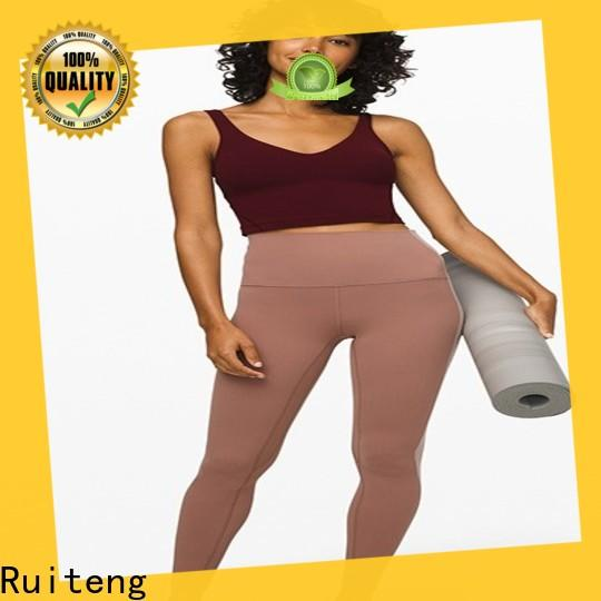 Ruiteng gym workout outfits manufacturers for sports