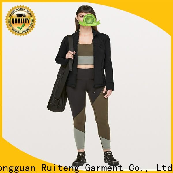 Wholesale jacket for sports manufacturers for running