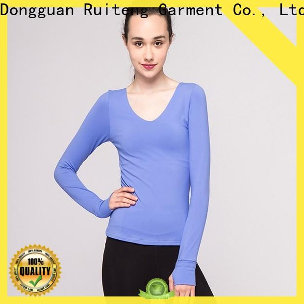 Ruiteng yoga leggings sale from China for outdoor