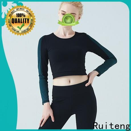 Ruiteng activewear apparel company for sports